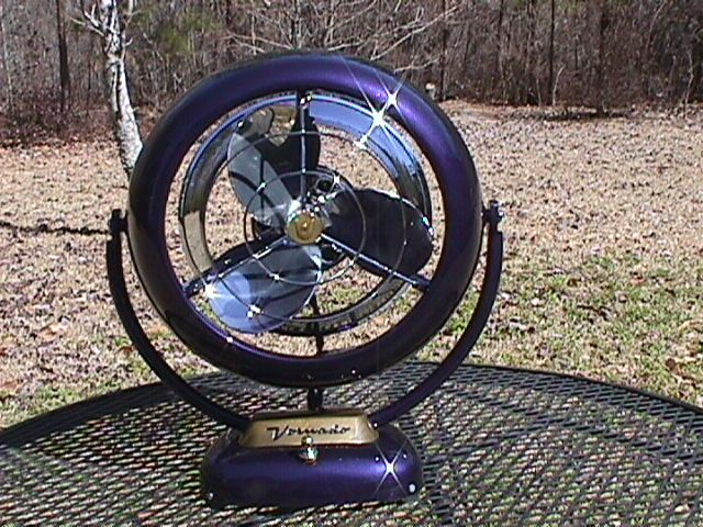 Darryl Hudson Antique and Vintage Electric Fan Collecting on